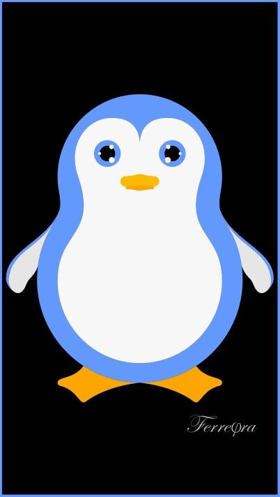 Case Design retro phone cases : Penguin designed by Ferreu03c6ra. : Design by Ferreu03c6ra : Pinterest ...