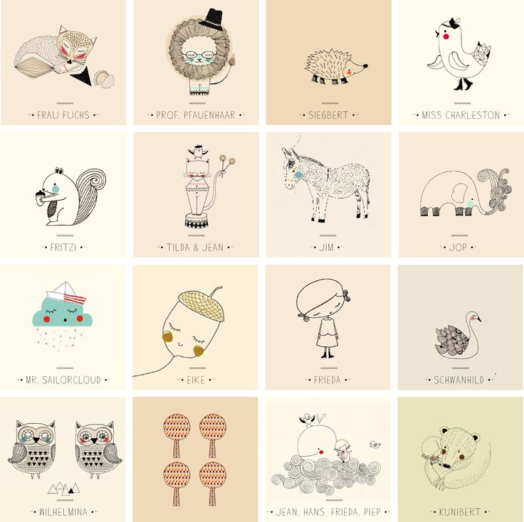 17 best images about illustration swantje und frieda on pinterest artworks rain clouds and. Black Bedroom Furniture Sets. Home Design Ideas