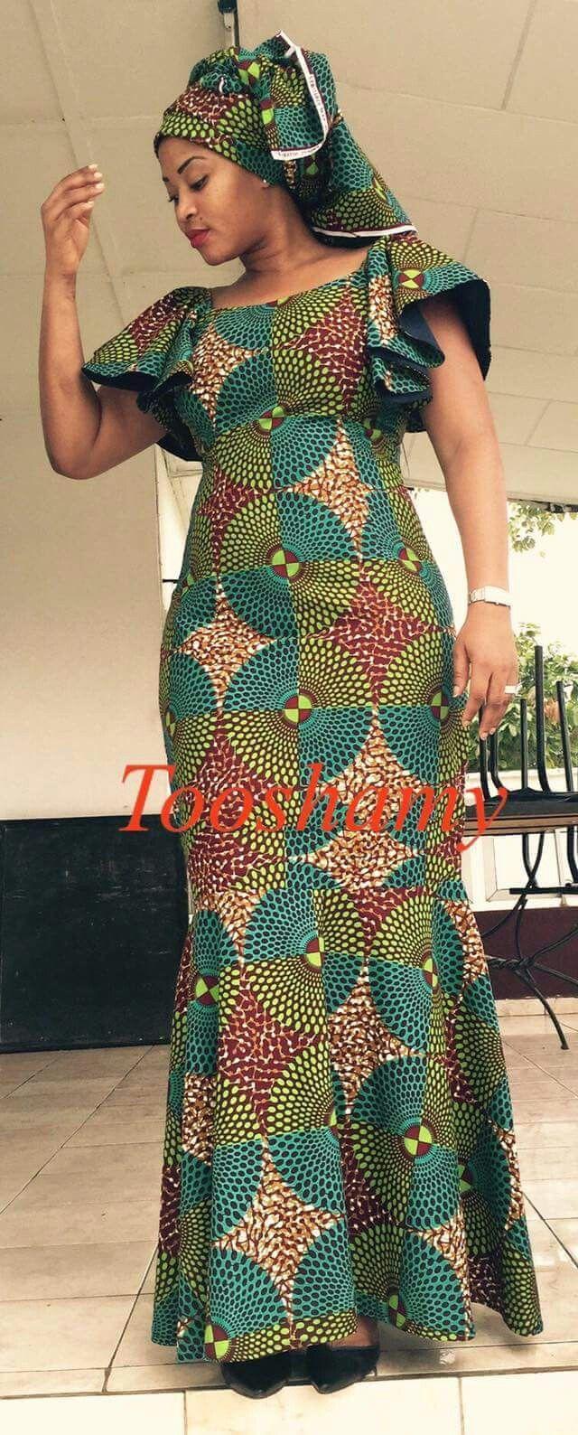 Dkk Latest African Fashion Ankara Kitenge African Women Dresses African P Ambaland