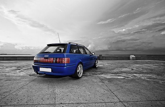 #Audi RS2 | Flickr - Photo Sharing!