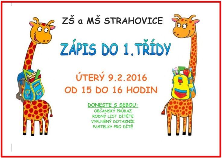 ZŠ a MŠ Strahovice