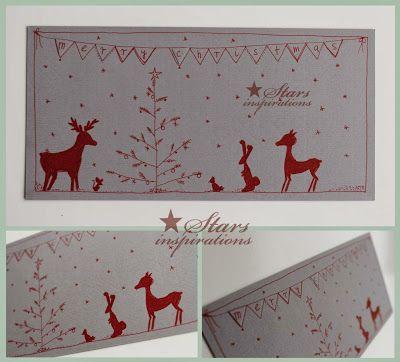 DIY CHRISTMAS CARDS Craft Ideas Pinterest Diy