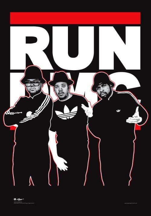 RUN, DMC, JMJ