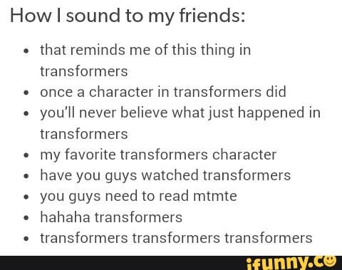 This is so true! (Exact same thing with Doctor Who as well).                                                                                                                                                                                 More