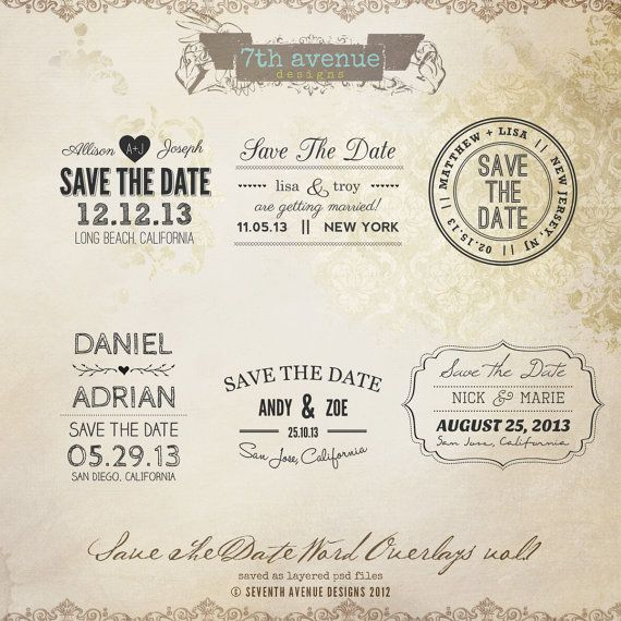 save the date invitation templates zaxa tk