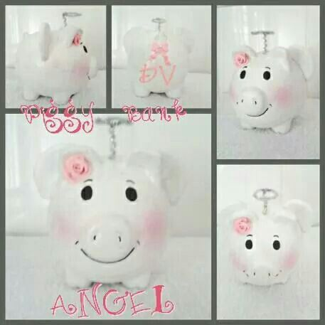 Piggy Angel♡