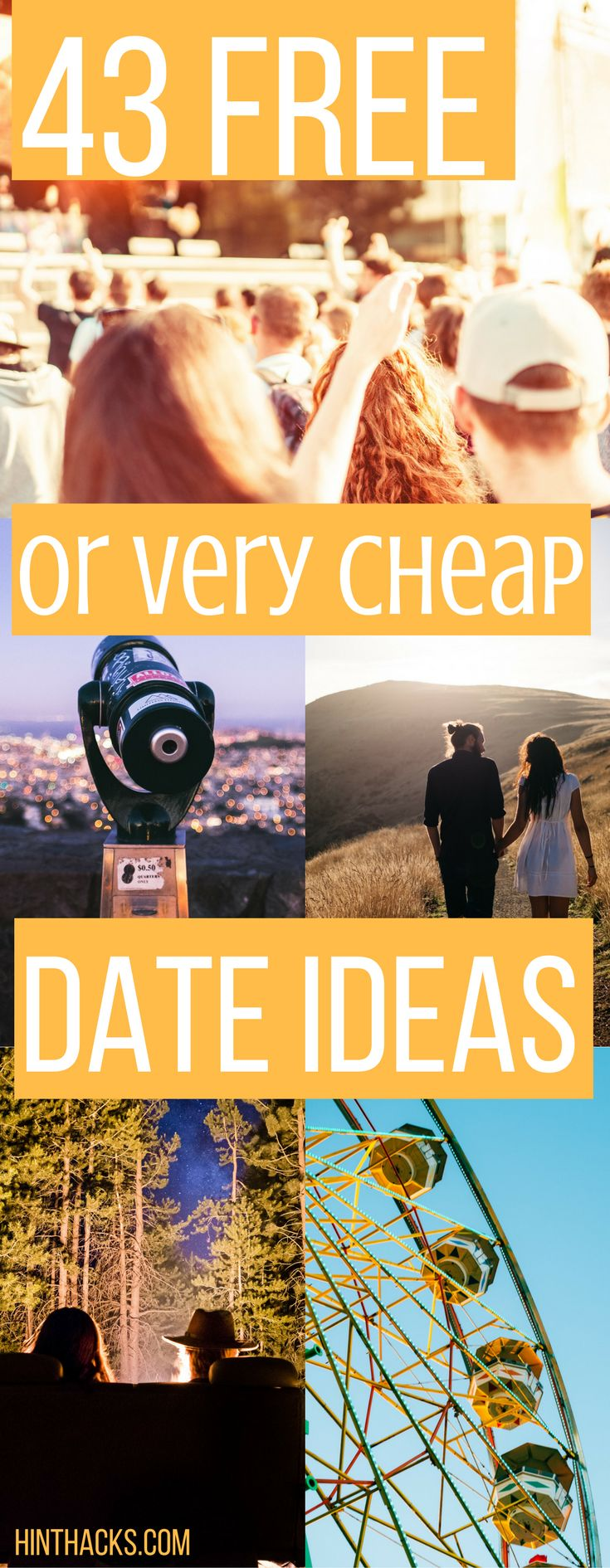 Online dating first date ideas