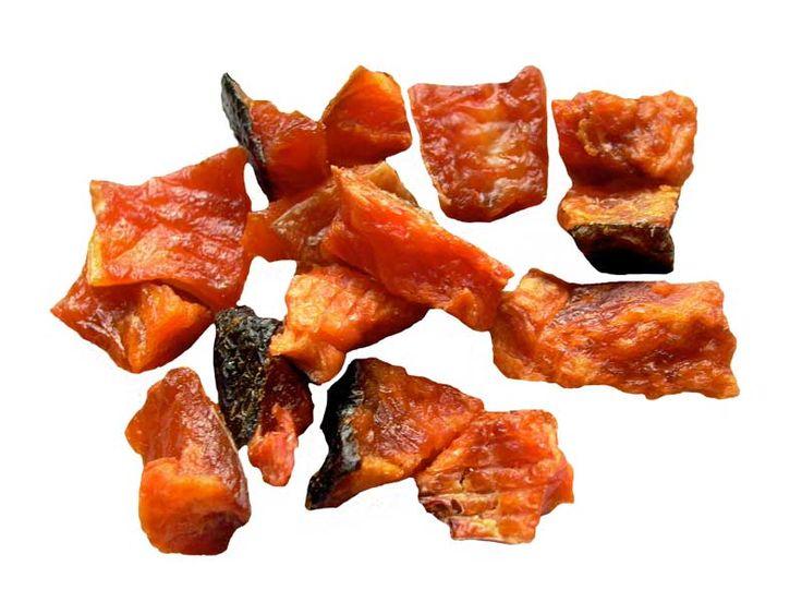 Dehydrated Salmon Dog Treats Recipe