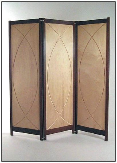 248 best images about room dividers on pinterest hanging room dividers room divider screen - Movable room divider ideas ...