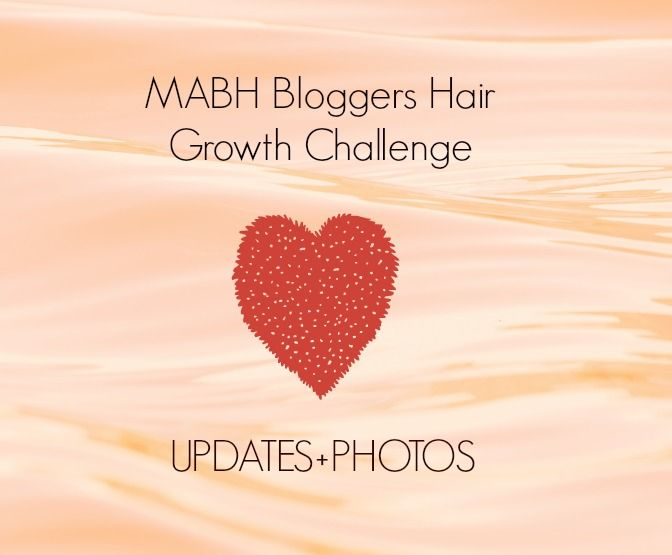 MABH Blogger Hair Growth Challenge Vol.2 : Hair Growth Progress + Photos