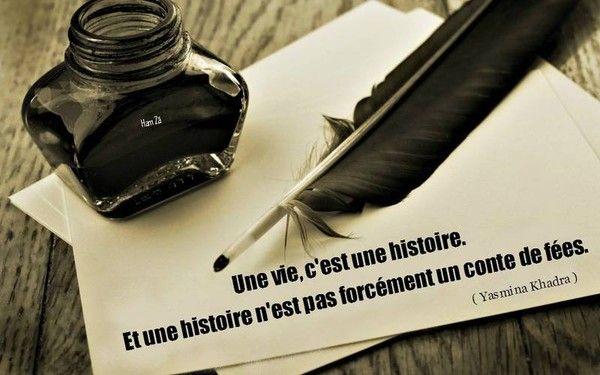 Une histoire ...