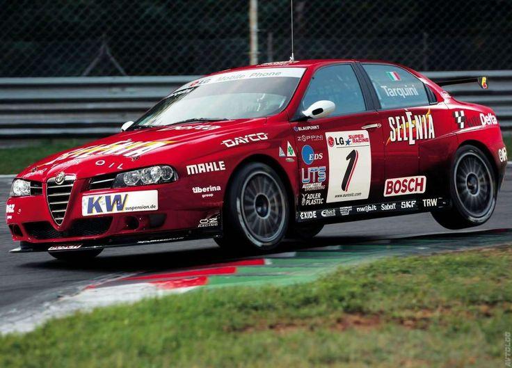 2004 Alfa Romeo 156 GTA Autodelta