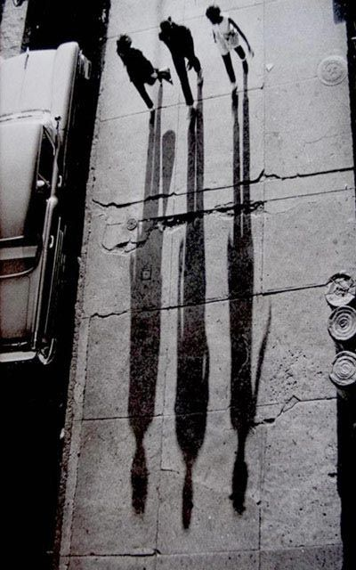 ♥ Three shadows - Adger W. Cowans
