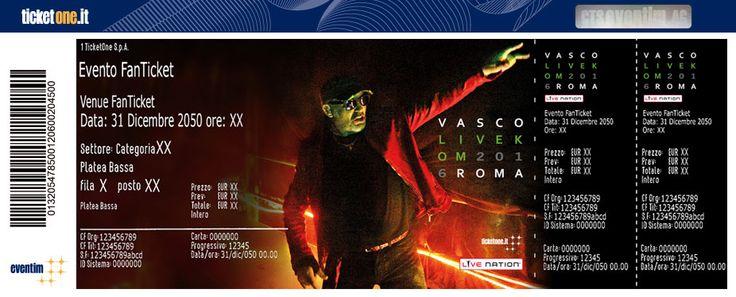 VENDIAMO i Biglietti per il Concerto di VASCO ROSSI - VASCO LIVEKOM 2016 a ROMA (22/06/16 - 27/06/16) Stadio Olimpico. Per Info Contattare 3392778504 o 3311732073  --- ACQUISTA IL TUO BIGLIETTO ---