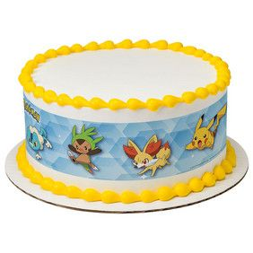 Can Walmart Make A Pikachu Cake