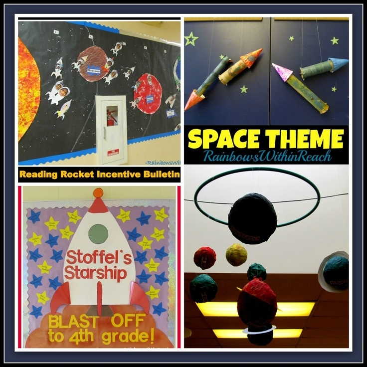 Planets, Rockets and Aliens: oh My! Stem for the early years. RoundUP at RainbowsWithinReach