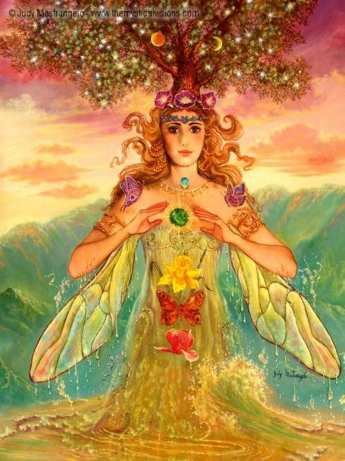 Healing. Chakras.  We have the magic.  Love and Light