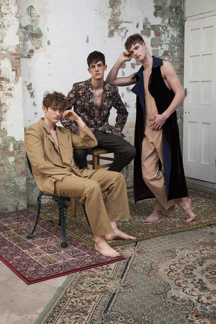 Callum Ball, Max Streetley and Ronnie Quick by Stephanie Yt for Fucking Young!