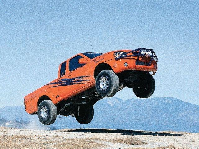 Nissan Frontier Desert Runner Nissan frontier, Reliable cars