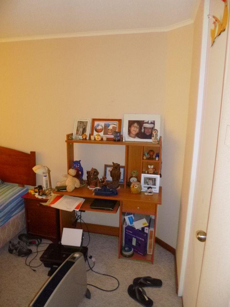 13 best mueble tv y escritorio para dormitorio images on for Mueble esquinero para dormitorio
