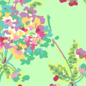 Amy Butler - Love - Water Bouquet in Mint