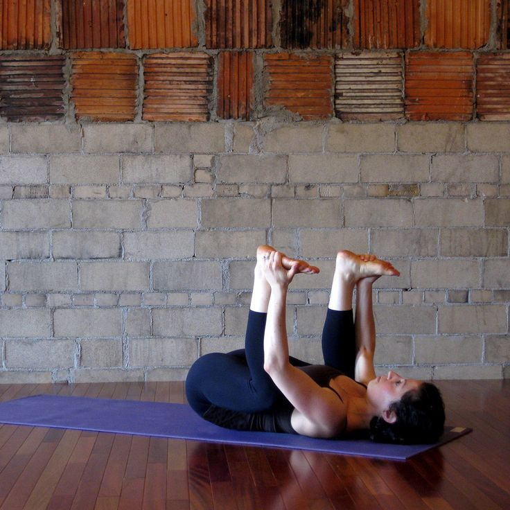 Yoga sequence for lower back relief Tried it last night - it really helps!