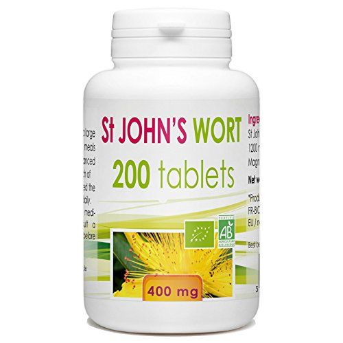 Like and Share if you want this  Organic St John's Wort 200 Tablets 400 Mg     Tag a friend who would love this!     $ FREE Shipping Worldwide     Buy one here---> http://herbalsupplements.pro/product/organic-st-johns-wort-200-tablets-400-mg/    #herbalsupplements #supplement  #healthylife #herb