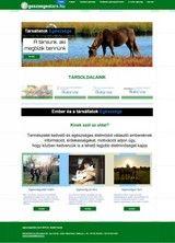 Weboldal megvalósít - megvalosit.hu Serif programmal készült oldal