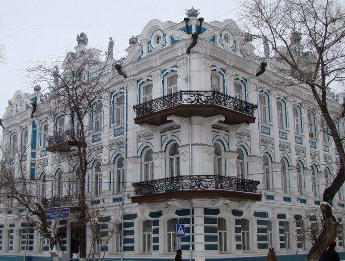 Усадьба Губина А.И. г.Астрахань — Усадьбы Дворцы Родовые поместья России