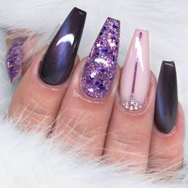 Katzenaugen-Nägel werden auf Pinterest gesprengt – nägel