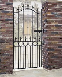 Wrought iron styling at its finest