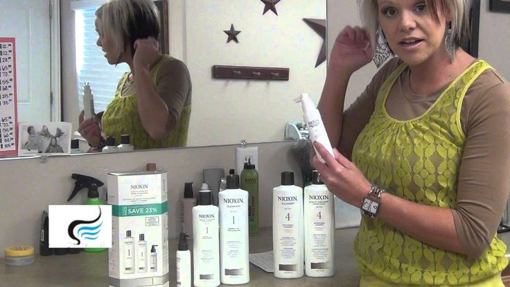 Shampoo for Thinning Hair  - Nioxin Review