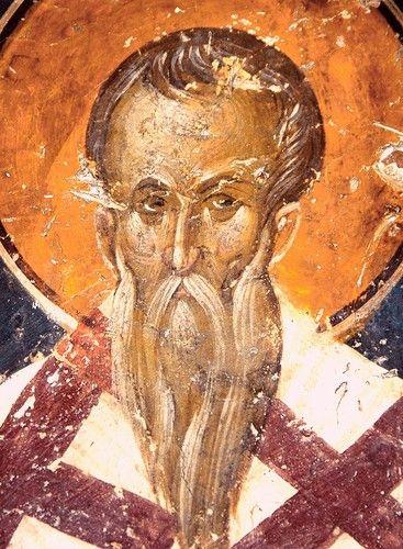Священномученик Анфим, Епископ Никомидийский.