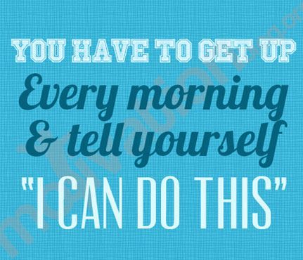 Truth. Need help? Click through for a few ideas to help you get up. >>  #SelfMagazine