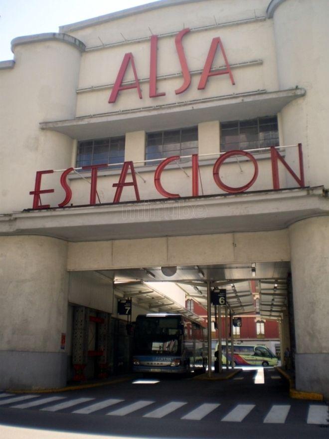 Estación de autobuses de Gijón - ALSA Gijón (Spain)