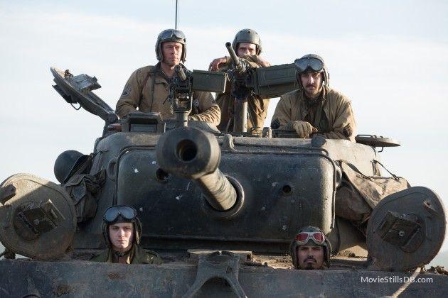 Fury (2014) Davidf Ayer