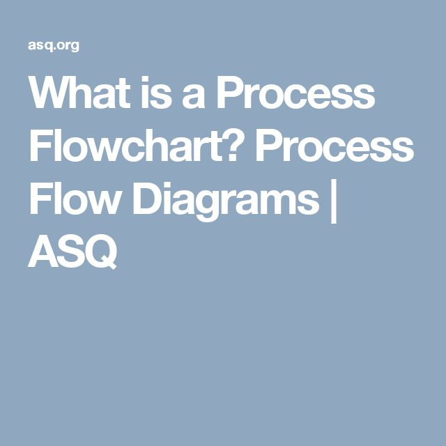 Best 25+ Process Flow Diagram Ideas On Pinterest | Workflow