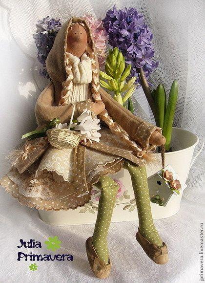 кукла тильда, тильда кукла, тильда, тильда в подарок, 8 марта, подарок на 8 марта, Юлия Голованова, Ярмарка Мастеров