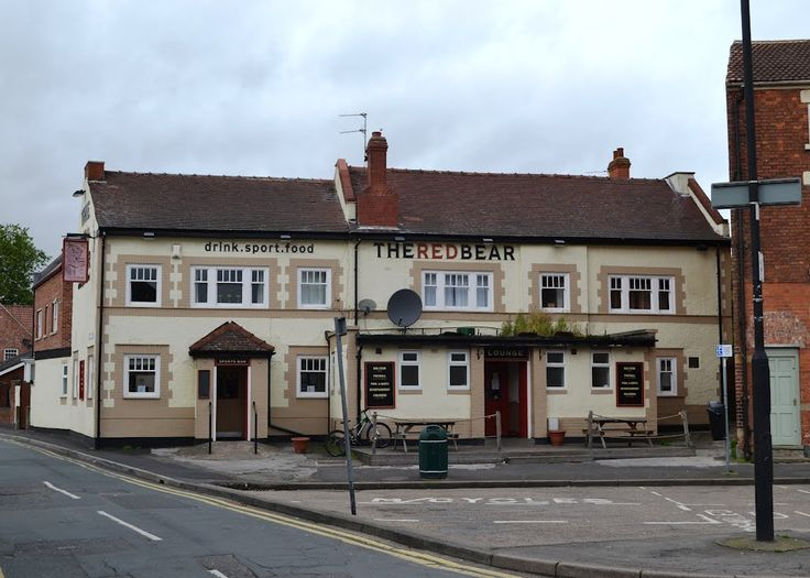 The Red Bear, Thorne