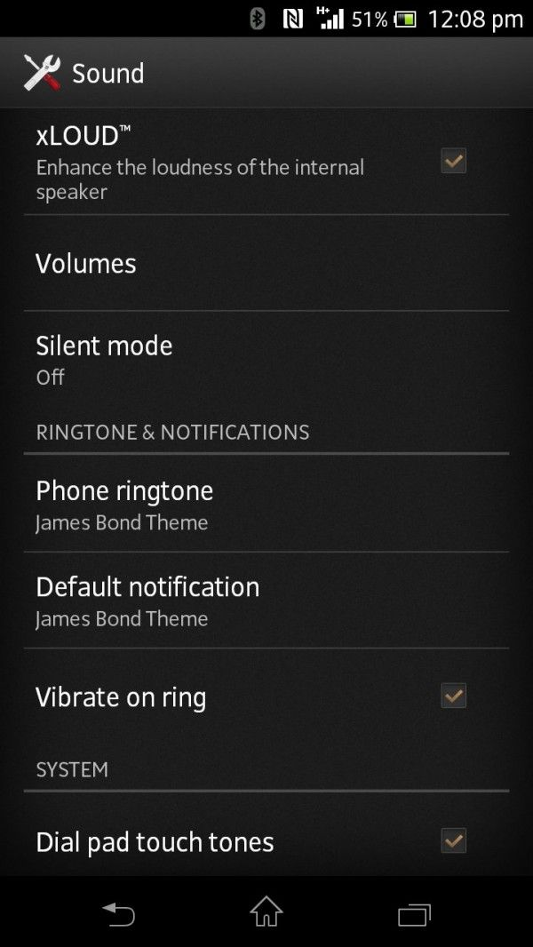 How To Customize Ringtone Settings On Sony Xperia Z - P^i  Learn how to customize ringtone settings for calls, touch tones, and notifications on your Sony Xperia Z.