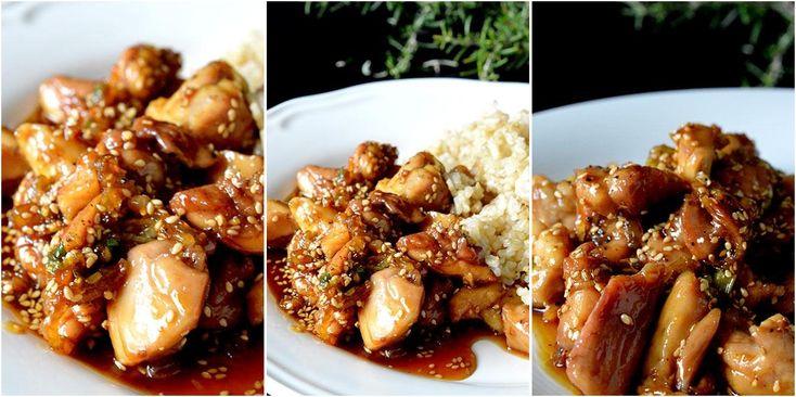 Receta exprés: pollo yakitori