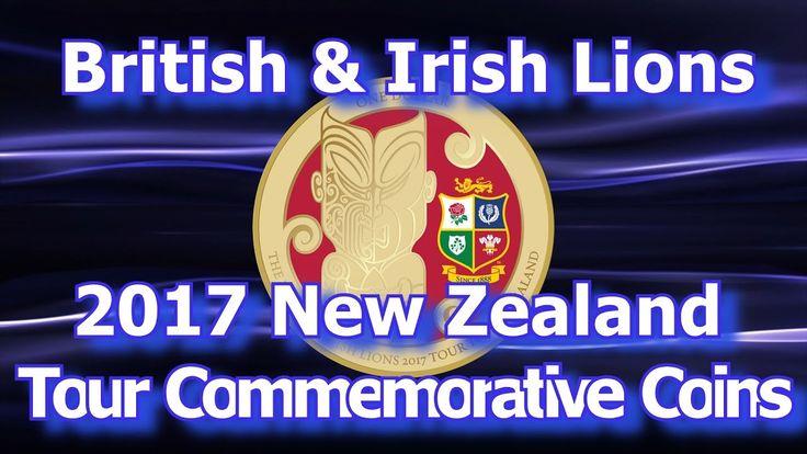 New Zealand Commemorates 2017 British & Irish Lions Tour With New Collec...