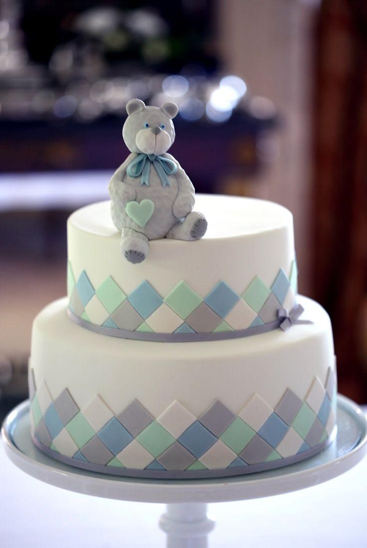 "Cupcake: ""Vintage babies"" baby shower"