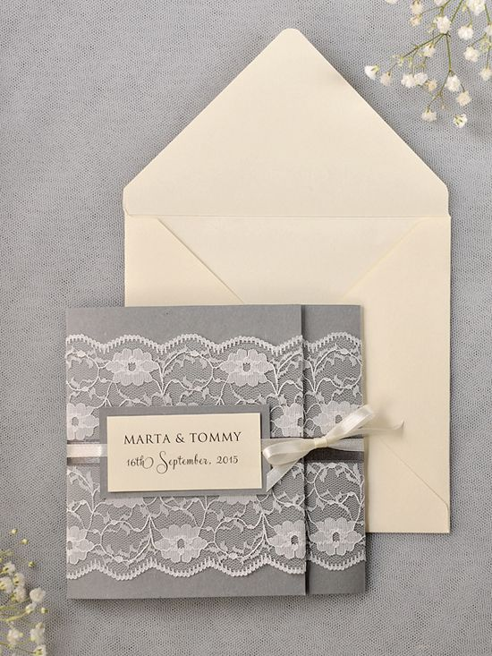 Extremely cute rustic wedding invitations! #stationery #invites #wedding #rustic #chic Shop: For Love Polka Dots ---> http://www.4lovepolkadots.com/