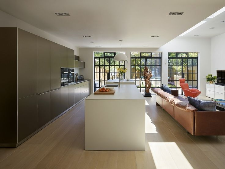 Kitchen Architecture - Home - Urban open plan living