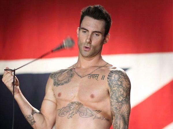 Adam Levine Nude Gay Porn