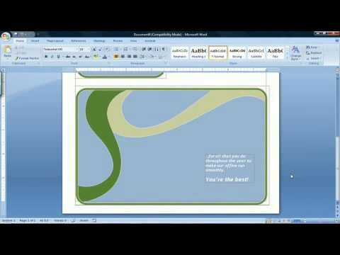 The 25+ best Microsoft word 2007 ideas on Pinterest Microsoft - how to do a resume on microsoft word 2007