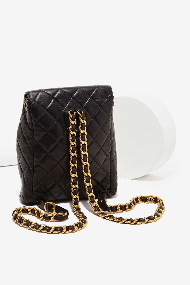 Chanel handbag superb vintage chanel bag vintage leather - Complete Your Look With New Statement Necklaces Clutches Body Chains More At Nasty Gal Vintage Chanel Bag Chanel Bags Quilted Leather