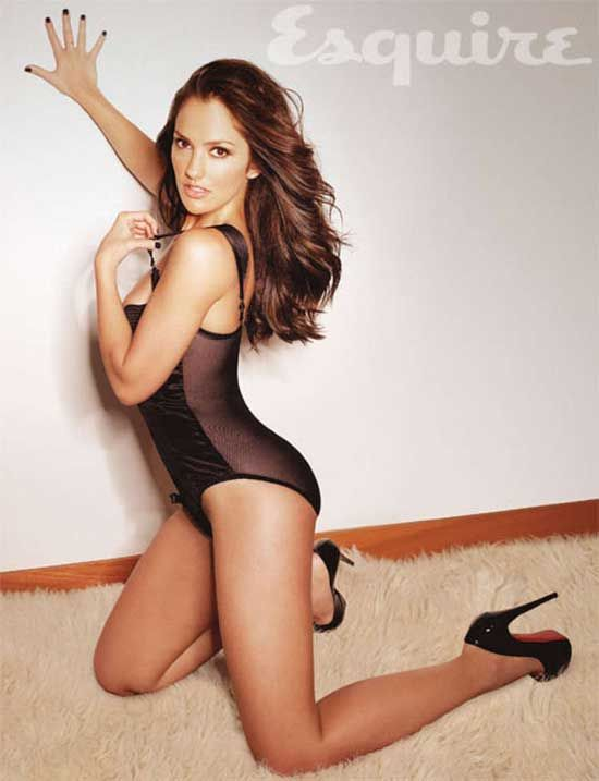 Celebs - Anyone know where I can find a HD version of Minka Kelly's finest album?