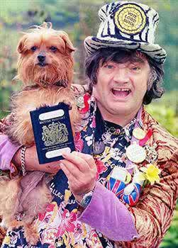 Screaming Lord Sutch and Passport for pets